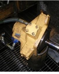 Démontage Expertise Réparation Remontage Essais sur banc d'un moteur hydraulique-DUSTERLOH-RM-
